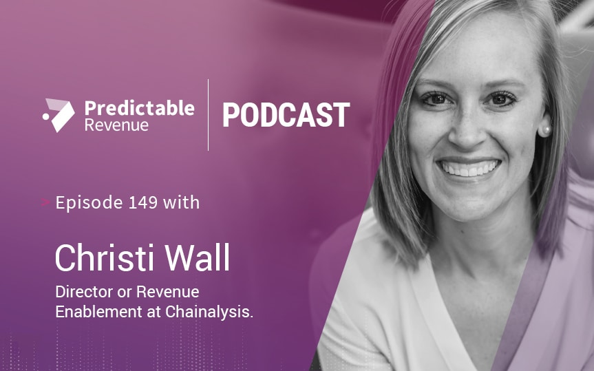 Turn your critical internal sales knowledge into an effective training program with Christi Wall