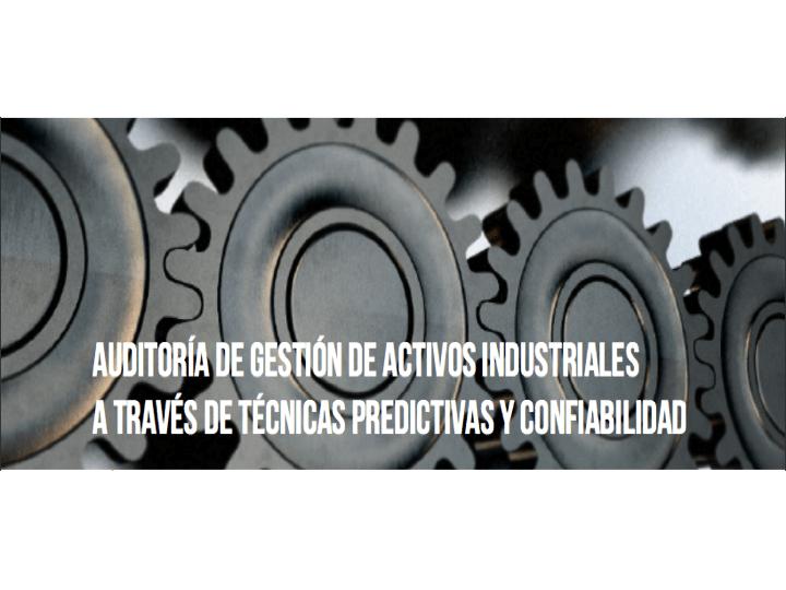 Auditoría de Gestión de Activos Industriales a través de técnicas Predictivas y Confiabilidad