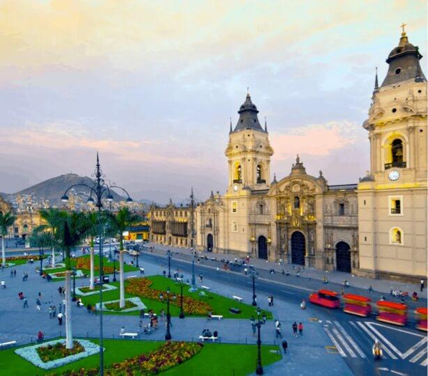 Lima, Perú 02