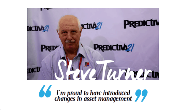 Steve Turner: I´m proud to have introduced changes in asset management