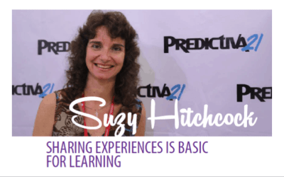 Suzy Hitchcock: Sharing Experiences is Basic for Learning