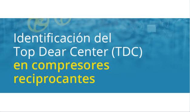 Identificación del Top Dear Center (TDC) en compresores reciprocantes