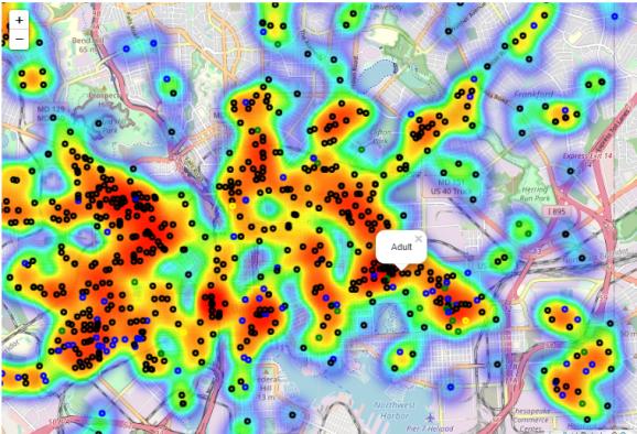 How to make Interactive Maps with Folium 2
