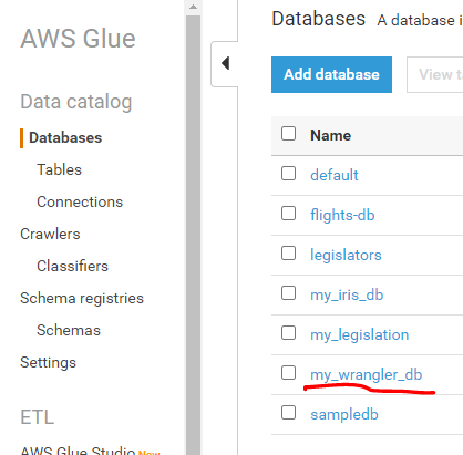 How to Interact with AWS using AWS Data Wrangler 8