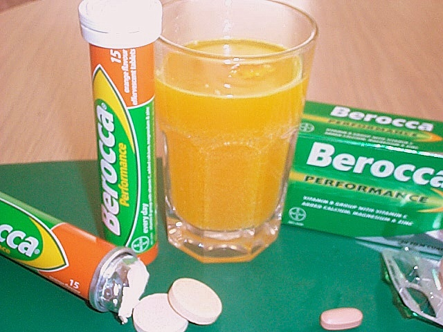 Berocca drink- energy