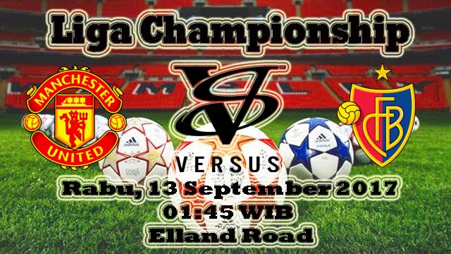 Prediksi Bola Manchester United VS Basel