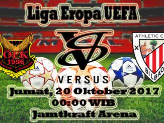 Prediksi Hari Ini Ostersunds VS Athletic Bilbao