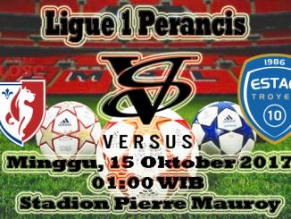 Prediksi Jitu Lille VS Troyes