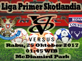 Prediksi Jitu St Johnstone VS Ross County