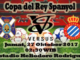 Prediksi Skor Bola Tenerife vs Espanyol