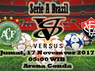 Prediksi Skor Bola Chapecoense VS Vitoria Salvador