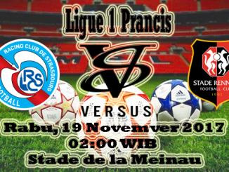Prediksi Skor Bola Strasbourg VS Stade Renais