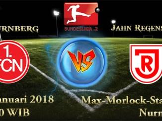 Prediksi Bola Nurnberg vs Jahn Regensburg
