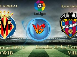 Prediksi Bola Villarreal vs Levante
