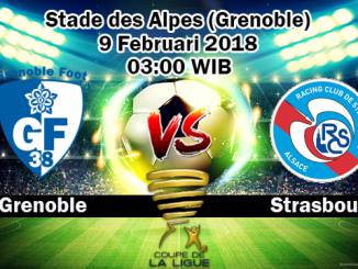 Prediksi Skor Bola Grenoble Foot 38 vs Strasbourg