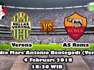 Prediksi Bola Jitu Hellas Verona vs Roma