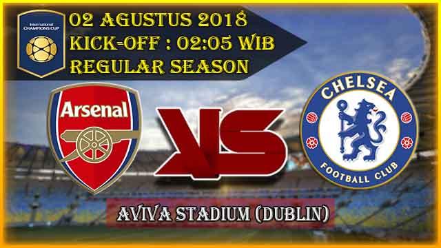 Prediksi Arsenal vs Chelsea