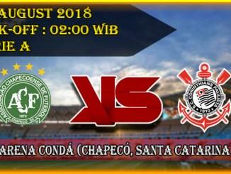 Prediksi Chapecoense vs Corinthians