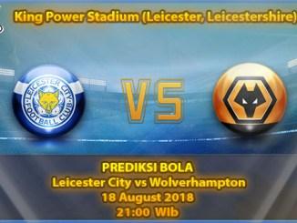 Prediksi Leicester City vs Wolverhampton