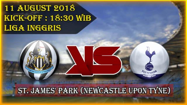 Prediksi Newcastle United vs Tottenham Hotspur