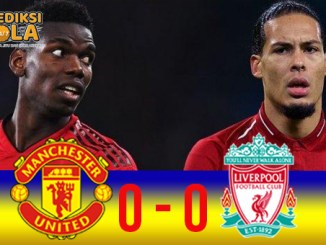 Cuplikan Gol Manchester United 0 - 0 Liverpool (Premier League)