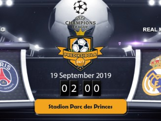 PREDIKSI BOLA JITU PSG VS REAL MADRID 19 SEPTEMBER 2019