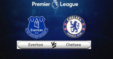 Prediksi Bola Skor Everton vs Chelsea 23 Desember 2017