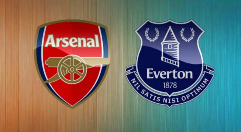 Prediksi Skor Bola Arsenal vs Everton 4 Februari 2018