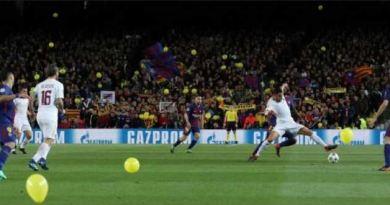 UEFA Akan Menjatuhkan Sanksi Kepada Barcelona