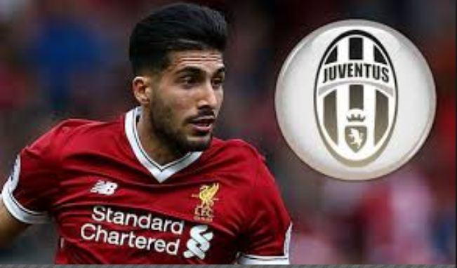 Emre Can Kabar nya Akan Putuskan Masa Depannya Di Liverpool