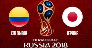 Prediksi Bola Colombia vs Japan Tanggal 19 Juni 2018