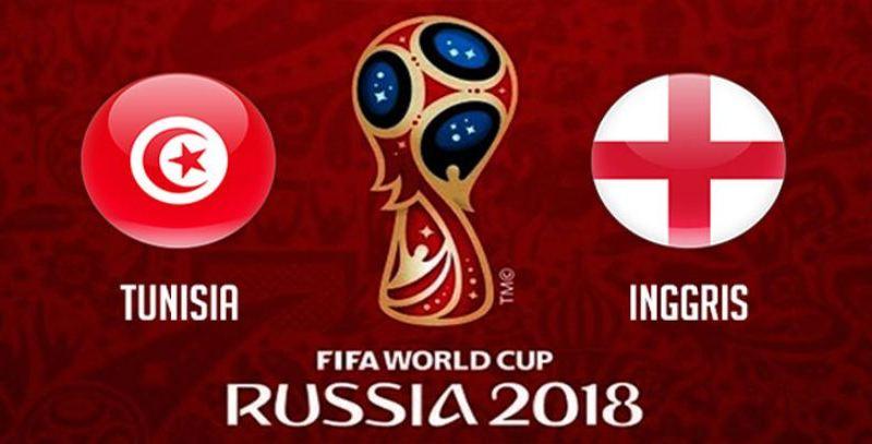 Prediksi Bola Tunisia vs England Tanggal 19 Juni 2018