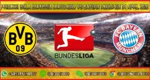 Prediksi Bola Borussia Dortmund vs Bayern Munchen 04 April 2020