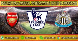 Prediksi Bola Arsenal Vs Newcastle United 19 Januari 2021