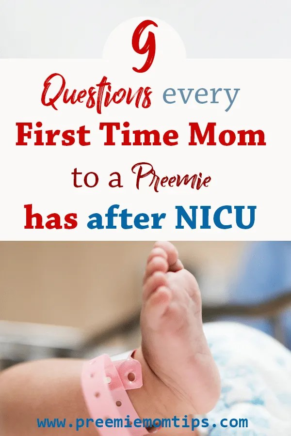 Getting ready for your #premature #baby #NICU discharge is very exciting. But it can also be really scary. Especially if you are a #firsttimemom and have no idea what to expect! Sounds familiar? As #preemie #parents know, a baby's prematurity doesn't end with her hospital discharge. We deal with preemie-related stuff...