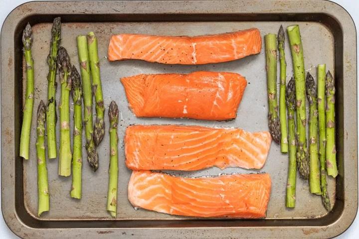 Salmon - Pregnancy Superfoods