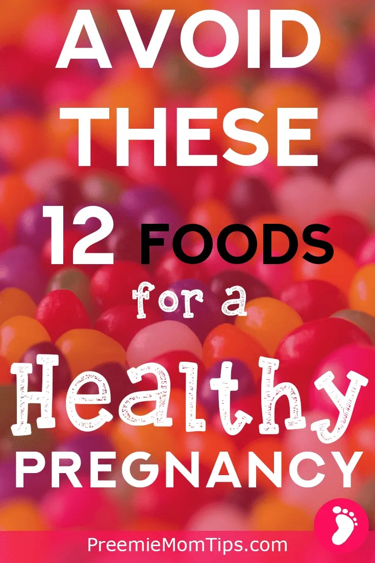 Are you pregnant? Are you wondering if you can eat that cake? Here are the top 12 food to absolutely avoid for your health and your baby's health!