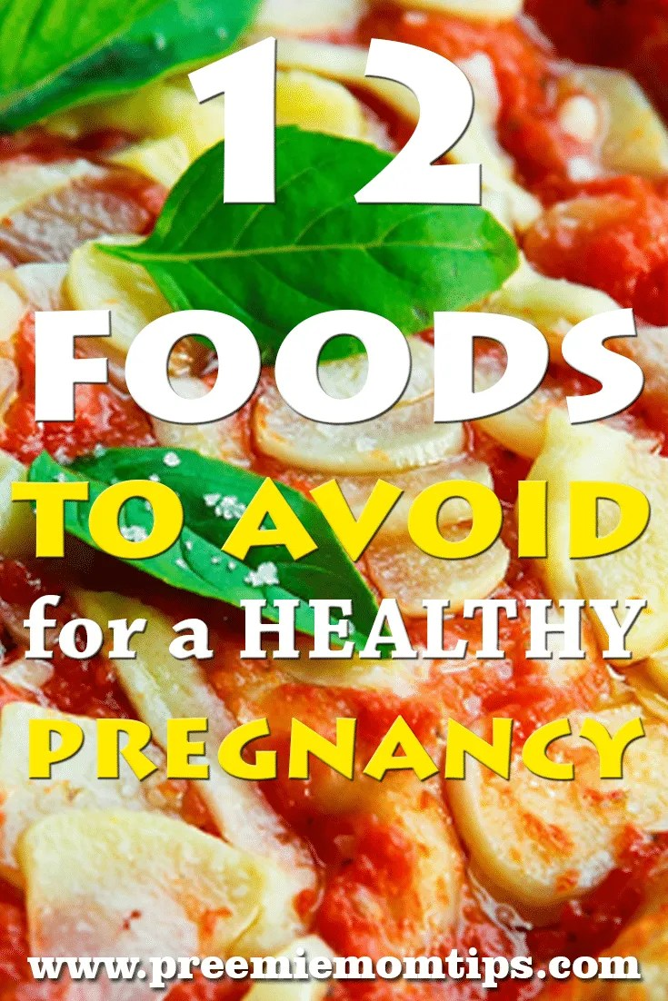 Feeding during pregnancy is important. You're growing a baby (yay you!), so be sure you stay clear of these foods to avoid when pregnant. After all... #pregnancy #pregnant #highriskpregnancy #pregnancydiet