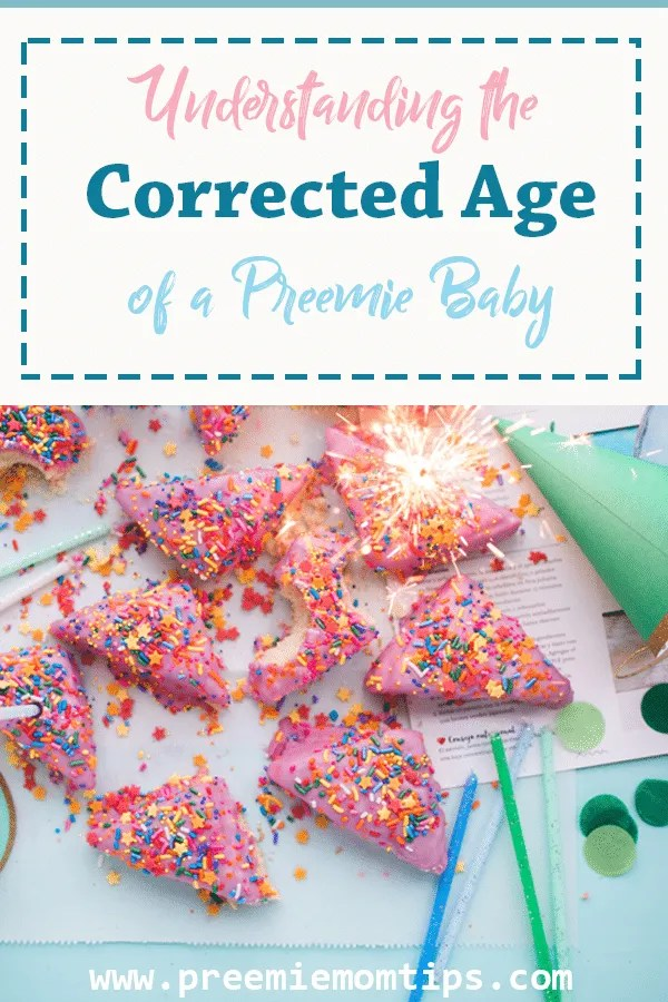 Among the first things that we #preemie #parents have to understand is how our baby's #correctedage works. This was a challenge I honestly didn't know I was going to have. It all came down to know... #mom #momlife #prematurebabyy #preemie #adjustedage #nicu
