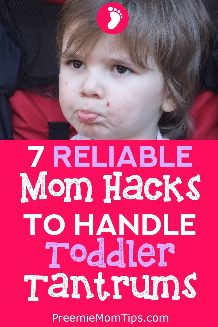 When it comes to toddler tantrums, every mom has her secret parenting techniques. Here are our 7 steps to deal with toddler tantrums that REALLY WORK!