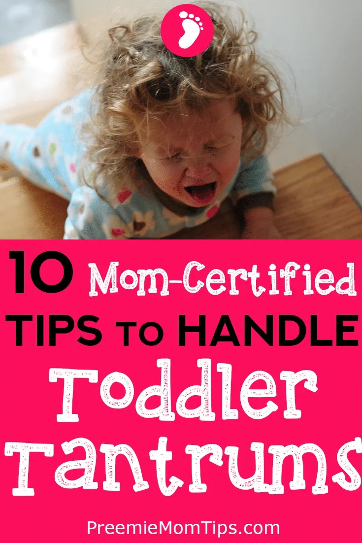 Find out how to handle toddler tantrums once and for all! Parenting isn't easy, and when you're pregnant you imagine that little bundle of joy being always... happy, and peaceful... enter terrible two's, a frustrating time for you and your baby!