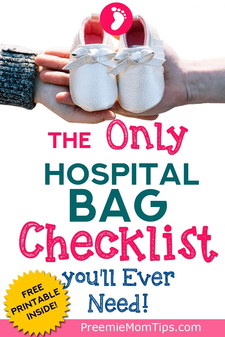 Having a baby is hard enough, don't forget anything at home with the ultimate pregnancy hospital bag guide!