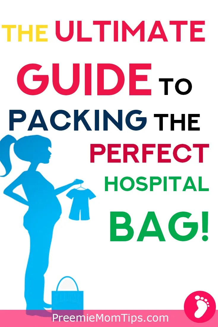 Be prepared for the big day with this comprehensive guide to packing the perfect hospital bag! Take care of your family by getting ready! Filled with items for your newborn baby, the new mom, and the new dad!