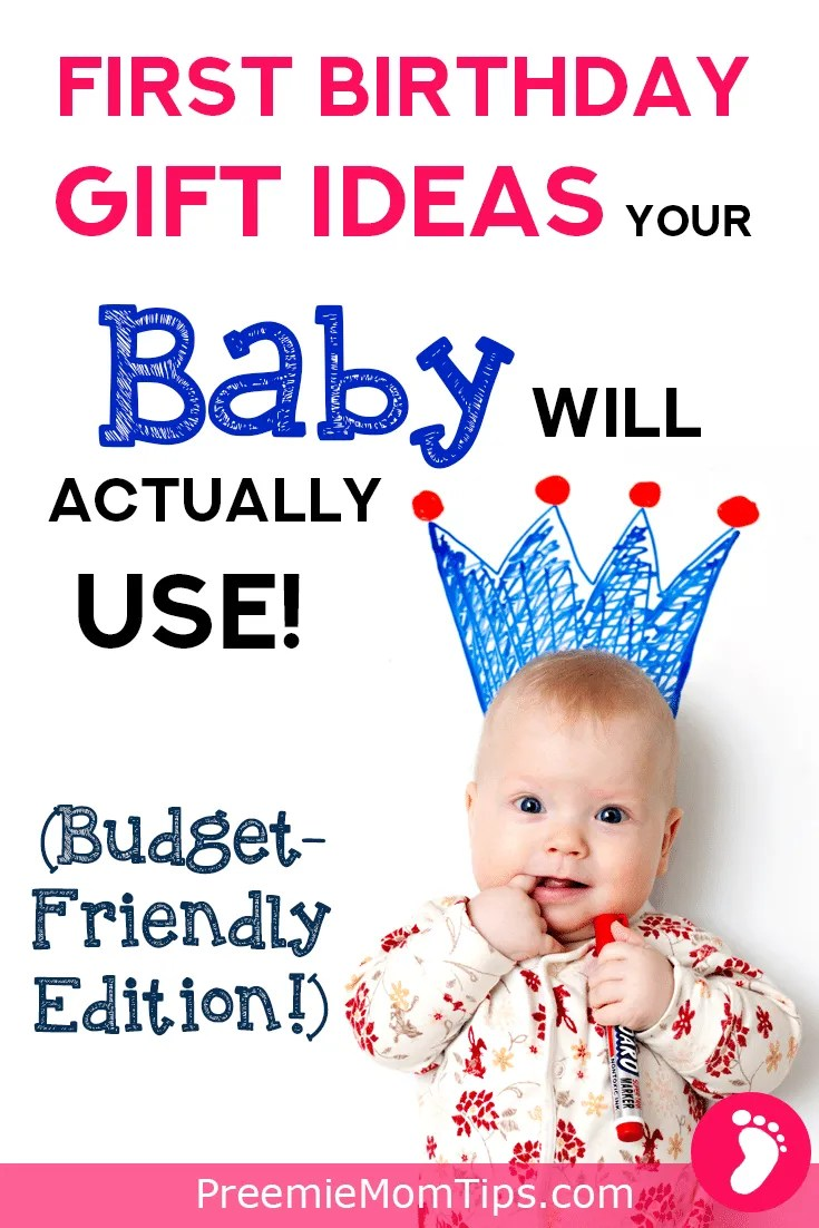 Check Out This List Of Fun Educational Practical Gifts For Your Babys First Birthday