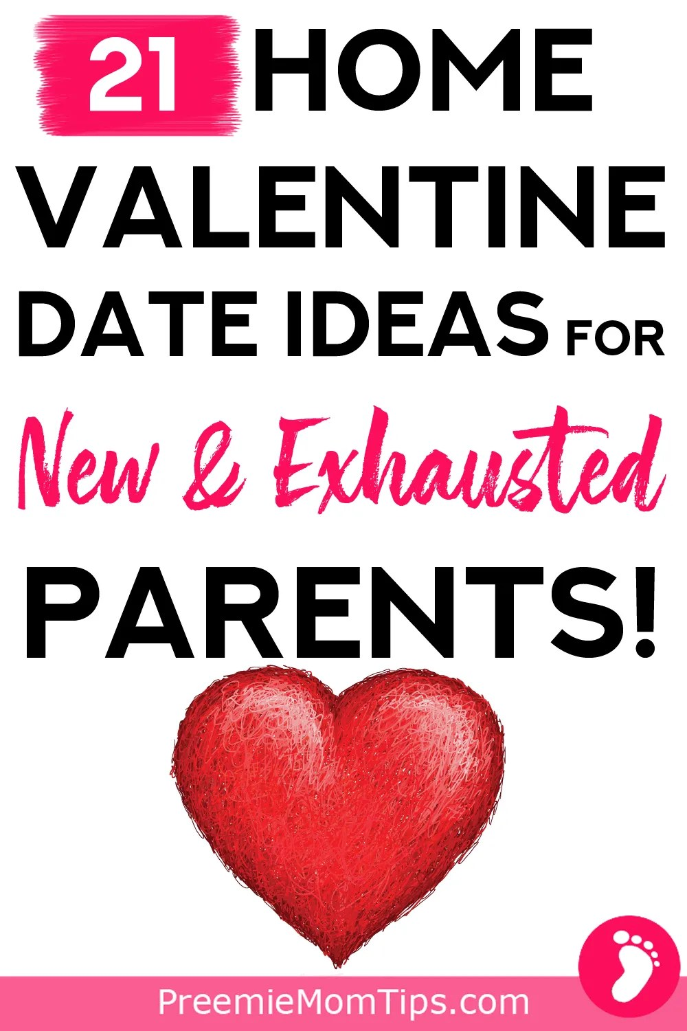 Keep the spark of the romance alive while being a new mom isn't exactly easy. Find out how to surprise your partner with these easy, DIY, date night at home ideas for busy and exhausted new parents