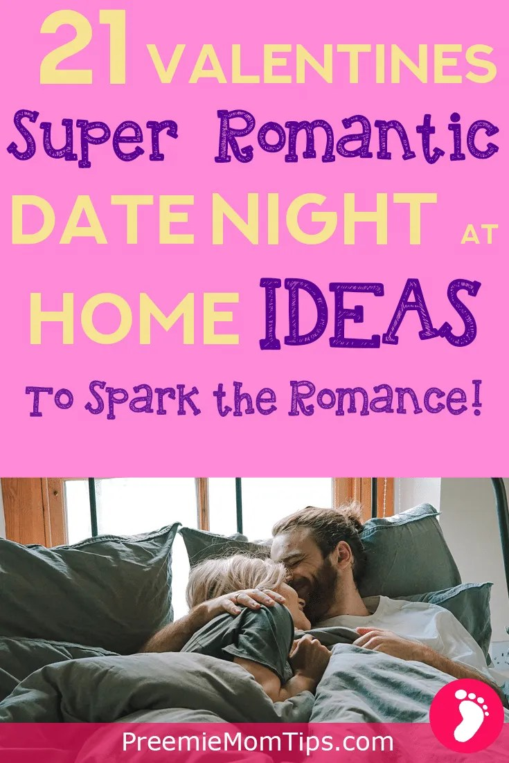 Try these 21 date night at home ideas and have the perfect romantic setting for you and your partner! Tailored to fit all couple and schedules, re-spark the romance today!