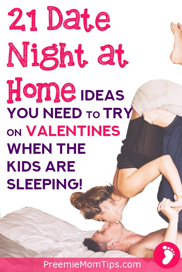 Don't miss out on the perfect date with your loved one! Try these 21 date night at home ideas, and spark the romance today!