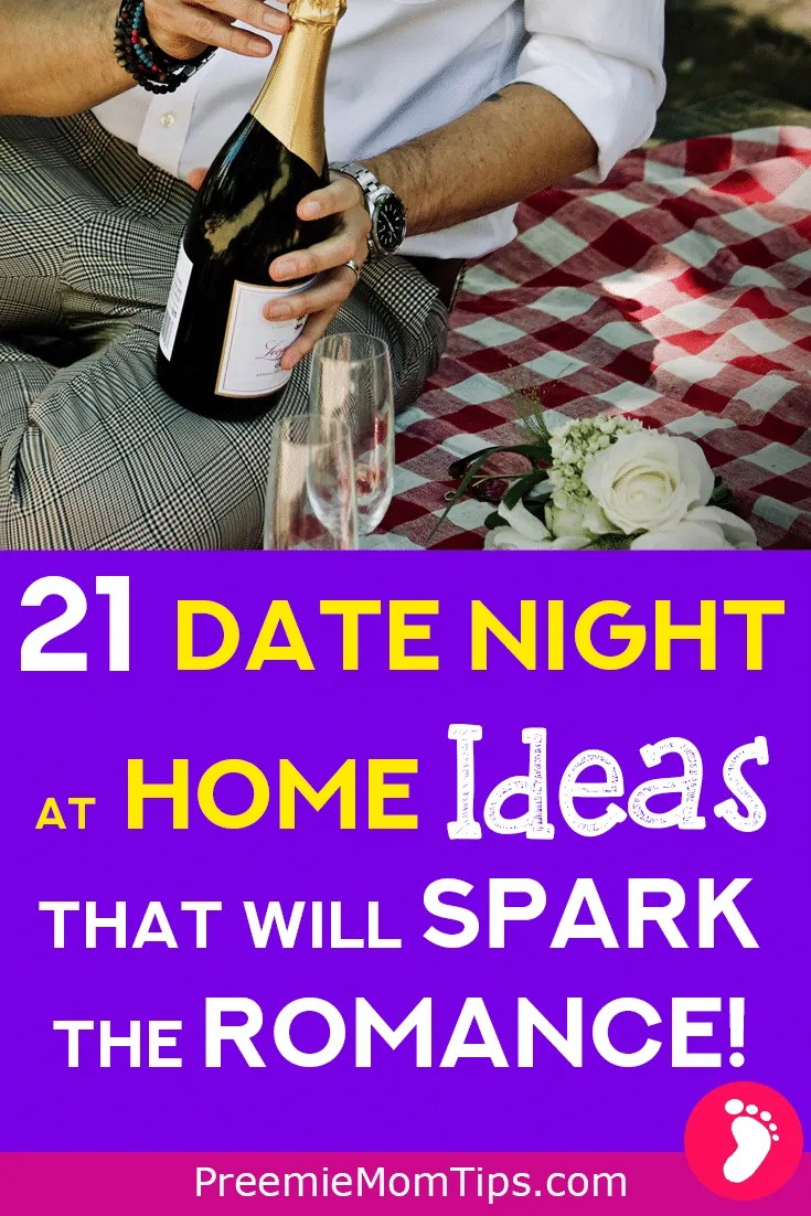 Are you short on time? Do you have babies or toddlers at home? Dating can get difficult as our relationship matures, but dating as often as possible has many benefits for your relationship and your family. Don't miss out on those benefits by trying out these 12 date night at home ideas!