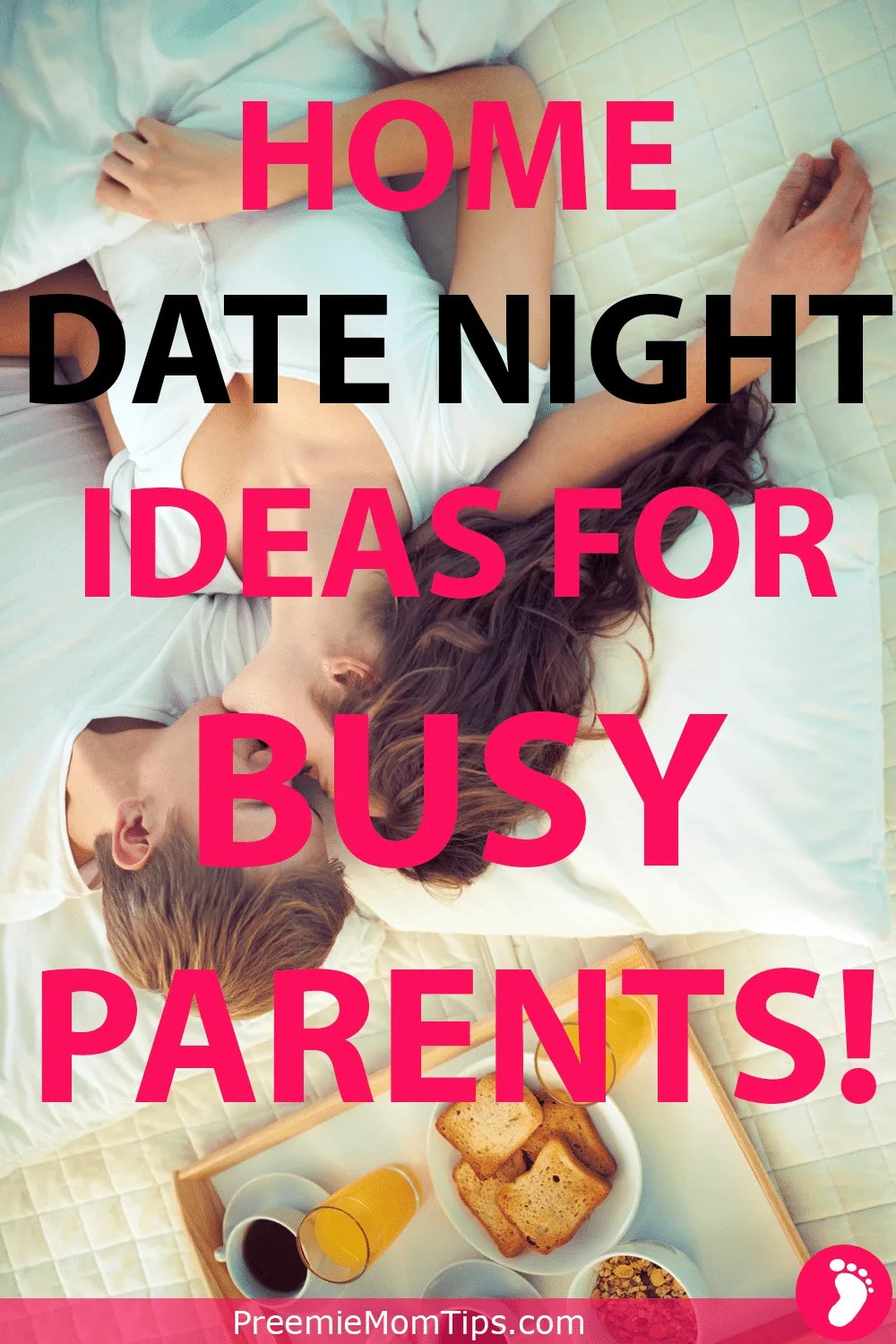 Keep the spark of your marriage alive after kids! Check out these creative, fun, and engaging ideas for moms and dads who are always busy!