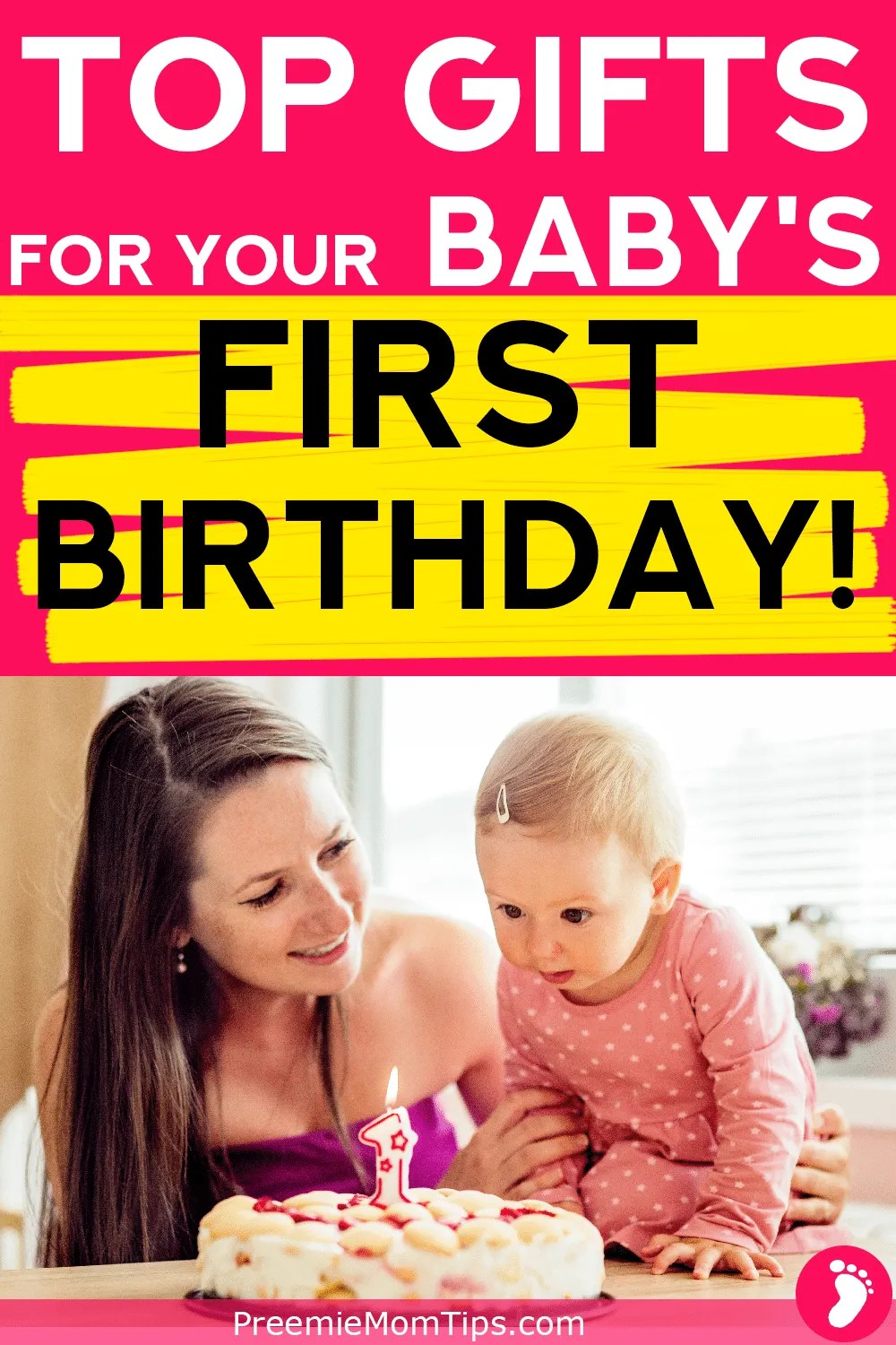 Is your baby turning one? The first birthday is such a wonderful milestones for both babies and parents. Make sure you get your baby the perfect first birthday gift with this comprehensive gift guide!